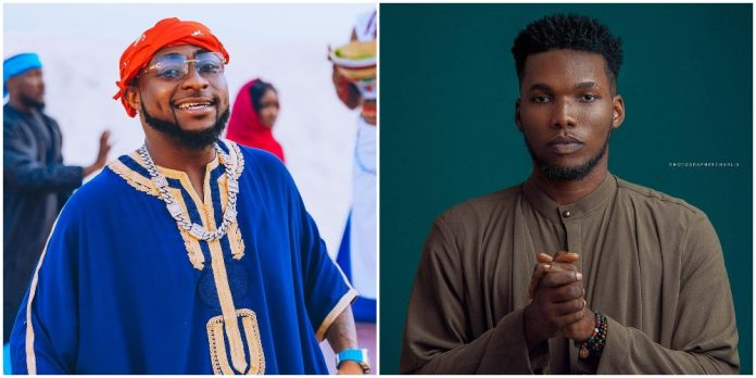 JOWO: Victor Ad finally breaks silence on allegations that Davido stole his song