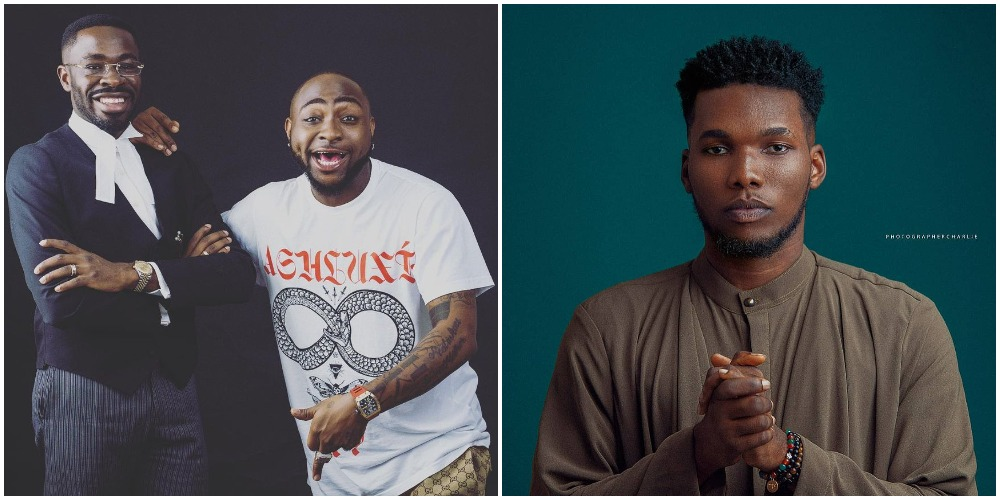 Davido's Lawyer finally opens up on who wrote the song 'Jowo' amidst theft allegations