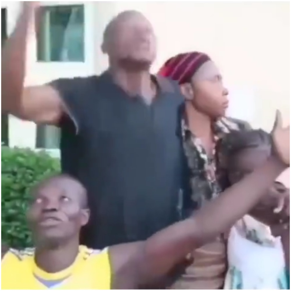 Emotional moment kidnapped Greenfield University Students reunited with their families (Video)