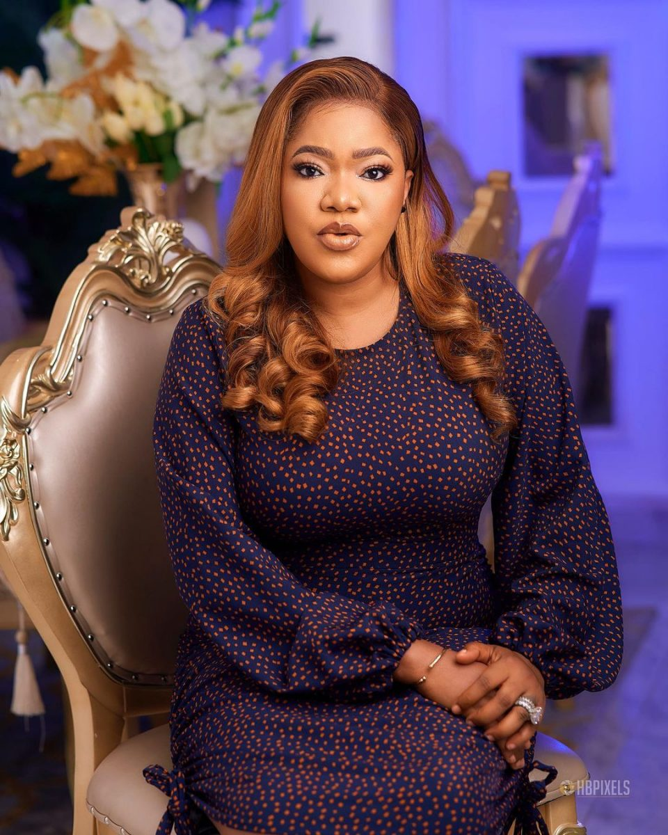 Why I don't respond to a lot of things on and off social media — Toyin Abraham opens up