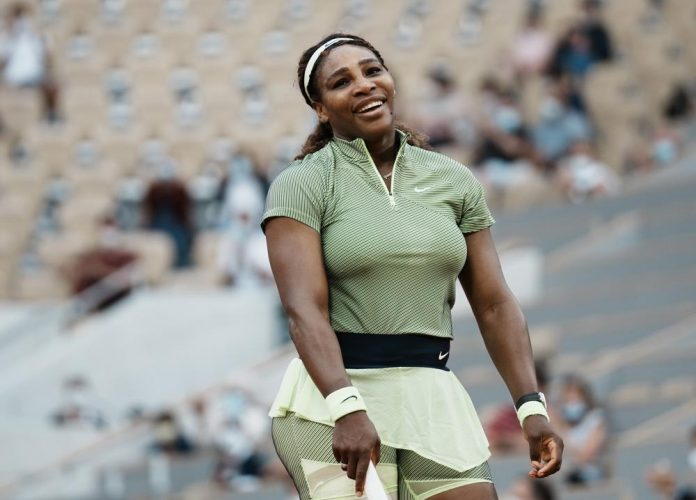 Serena Williams defeats Buzarnescu in 3 set to reach 3rd round at the French Open (Video)