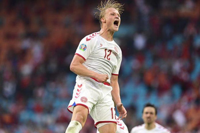 Euro 2020: Dolberg scores 2, Denmark beats Wales 4-0