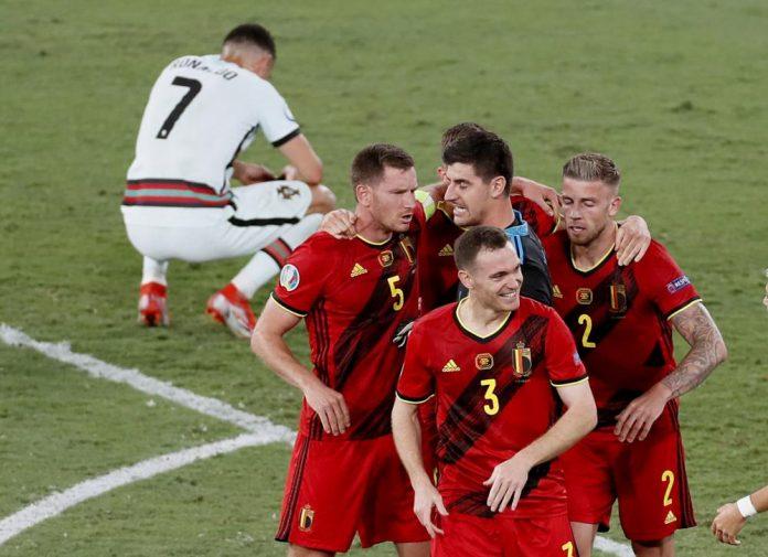 EURO 2020: Belgium edges Portugal, reaches quarterfinals