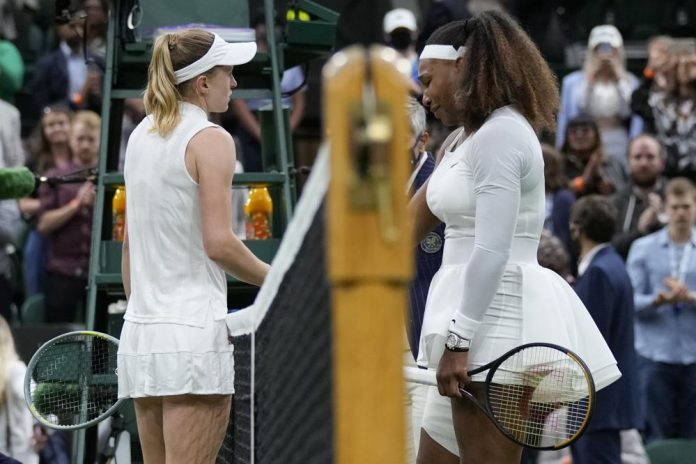 23 times Grand Slam Champion, Serena Williams out of Wimbledon with leg injury