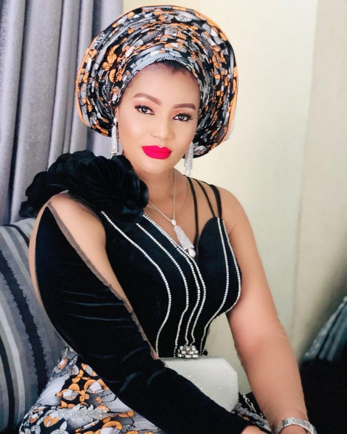Any man that can control his s*xual urge, has solved 80% of his problems on earth — Actress Nkiru Umeh