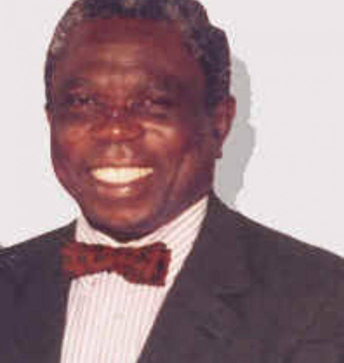 Former NBA President, Babatunde Benson (SAN), dies at 89