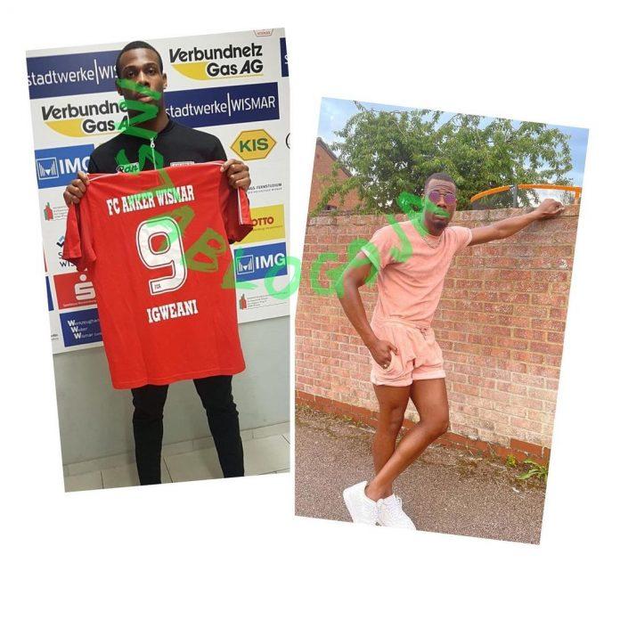 Nigerian footballer, Kelvin Odinaka, shot dead by UK police officers