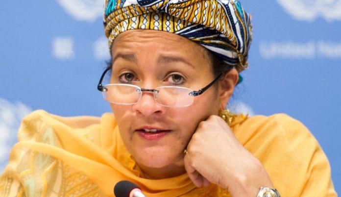 Be patriotic, Stop condemning Nigeria — Amina Mohammed
