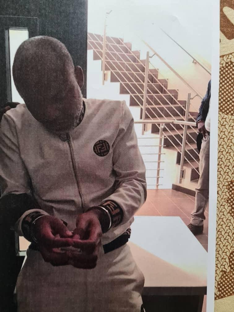 FG arrests IPOB leader, Nnamdi Kanu (photos)