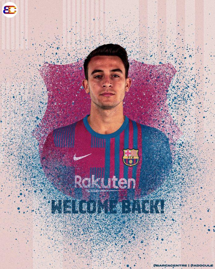 Official: Barcelona sign Eric García on a free deal