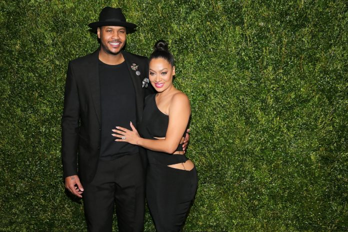 Power TV Series Star, Lala Anthony files for Divorce from Husband Carmelo Anthony