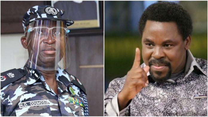 How Prophet TB Joshua died in his apartment - Nigerian Police Reveals