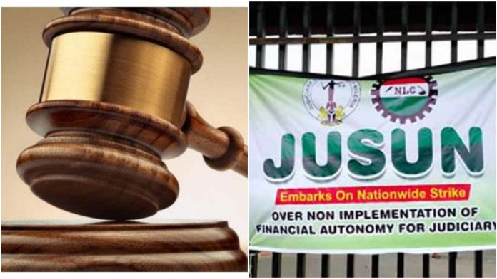 Nigerian Courts to reopen as JUSUN suspends 2 months old Strike