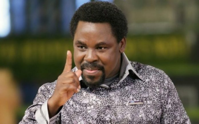 BREAKING: Synagogue Founder, TB Joshua is dead – People's Gazette