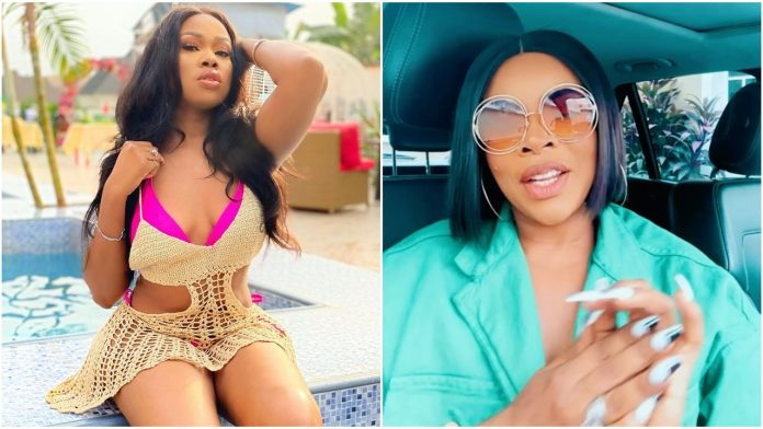 TV personality, Princess Onyejekwe to Laura Ikeji