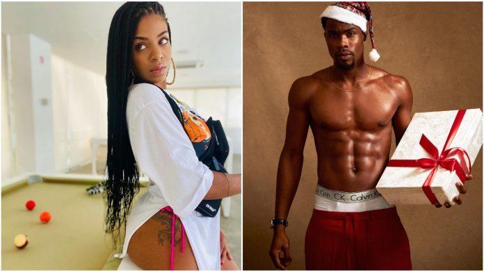 BBnaija Reality Stars, Venita Akpofure and Neo Akpofure finally link Up (Video)
