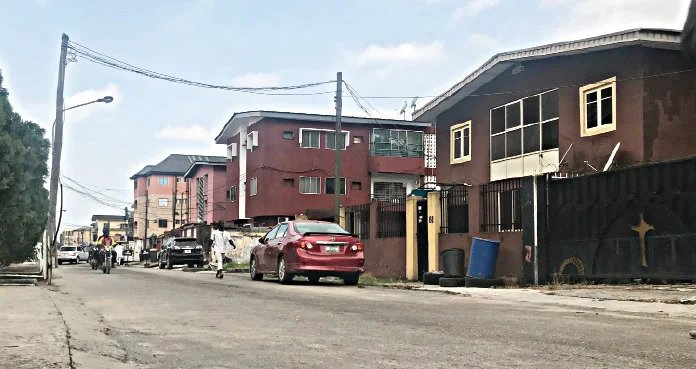 Chidinma Ojukwu house