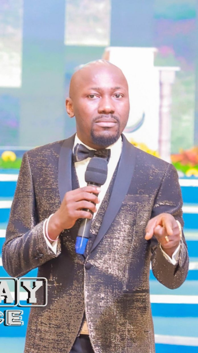 Any man who beats a woman is less than an animal - Apostle Suleman (video)