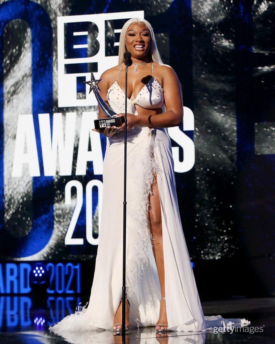 BET AWARDS 2021: Megan Thee Stallion wins big (See complete list of winners )