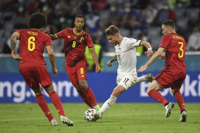 EURO 2020: Italy beats Belgium 2-1, advances to semifinals