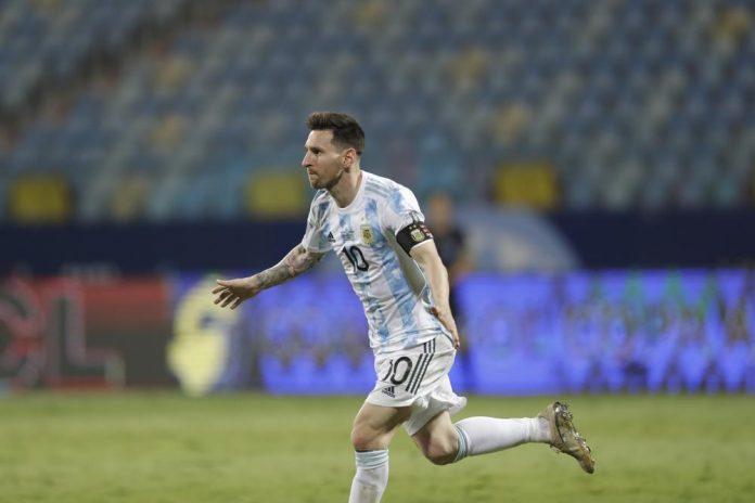 Argentina beats Ecuador at Copa America, plays Colombia in semifinal