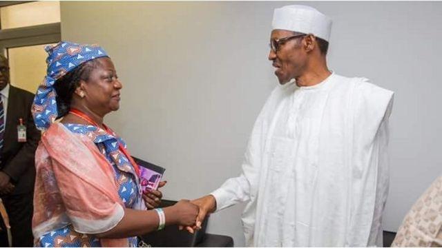 Senate Rejects President Buhari's Lauretta Onochie for INEC Commissioner