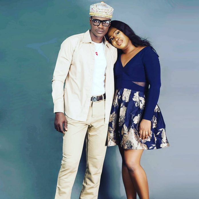 Sound Sultan's Wife Breaks Silence After The Burial Of Her Husband, See The First Post She made