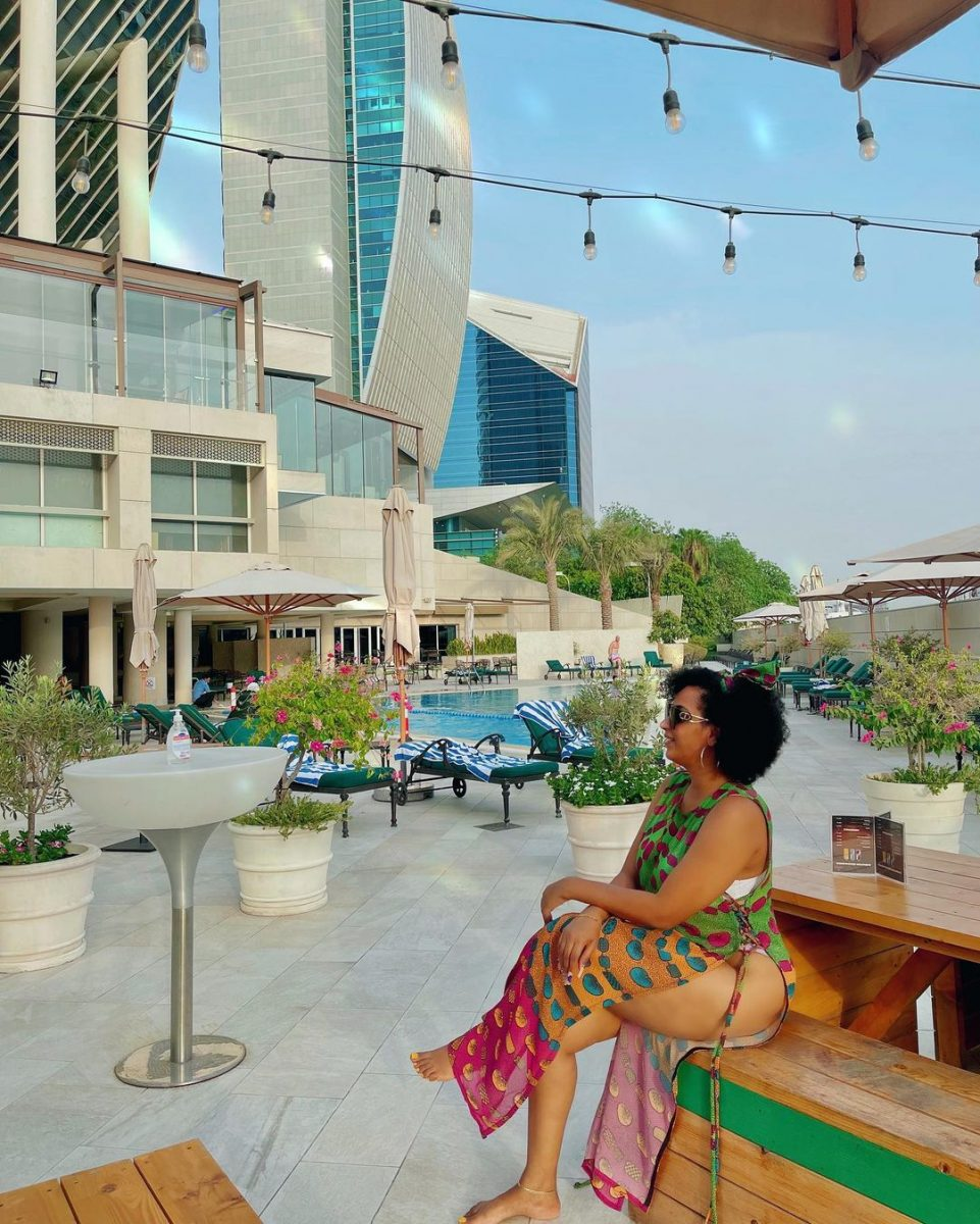 Juliet Ibrahim leaves little to the imagination, showing of major hips (photos)