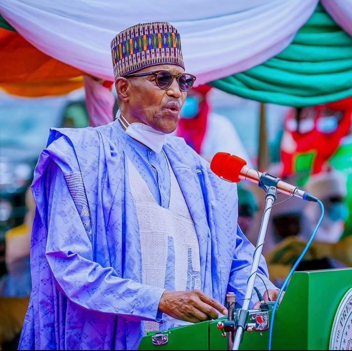 Nigerians will feel the impact of my projects when I leave office — President Buhari