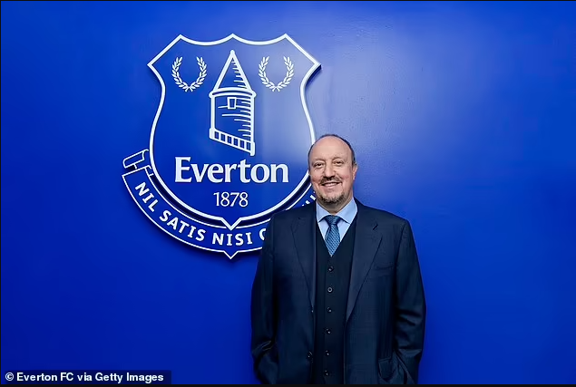 Rafa Benitez Appointed Everton's new manager, signs historic deal