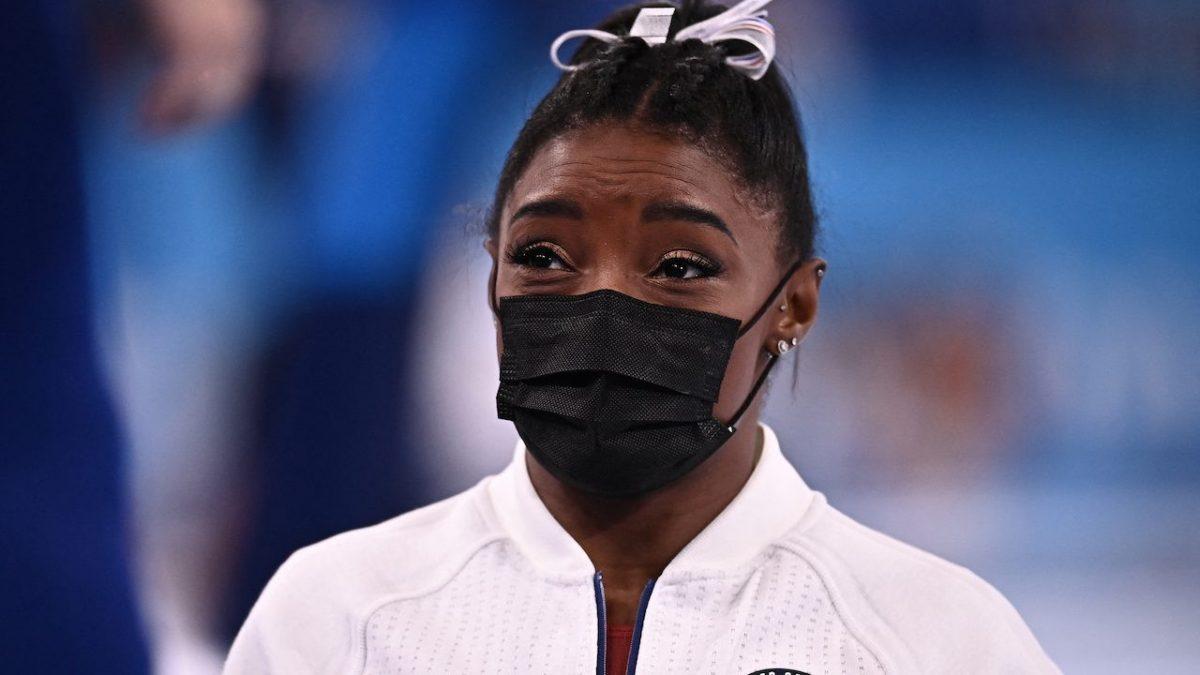 Tokyo Olympics 2020: Simone Biles Withdraws from final Tokyo Olympics Team