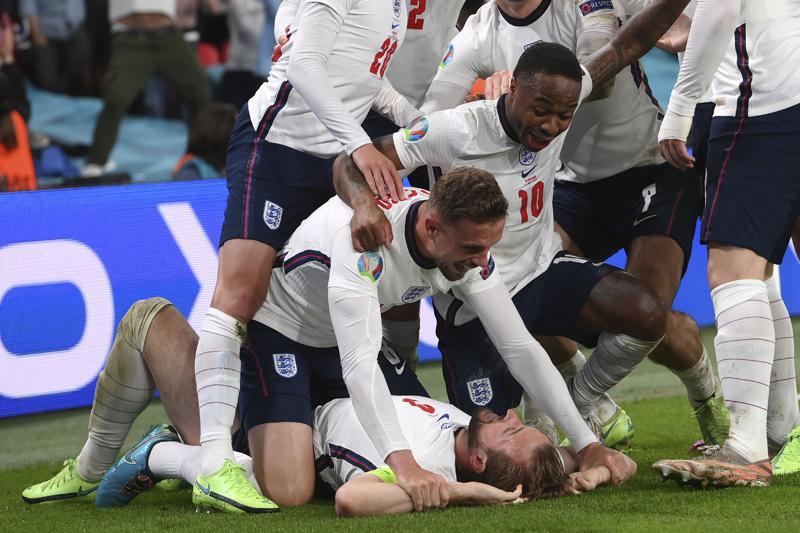 EURO 2020:England beats Denmark 2-1, reaches Euro final