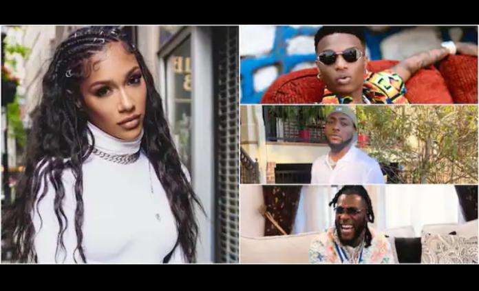 Fans slam BIA, for telling Nicki Minaj she doesn't know WizKid, Burna Boy & Davido
