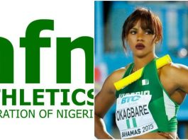 """""""They were busy fighting over Puma Contract"""" - Athlete Blessing Okagbare blast Nigeria's athletics federation"""