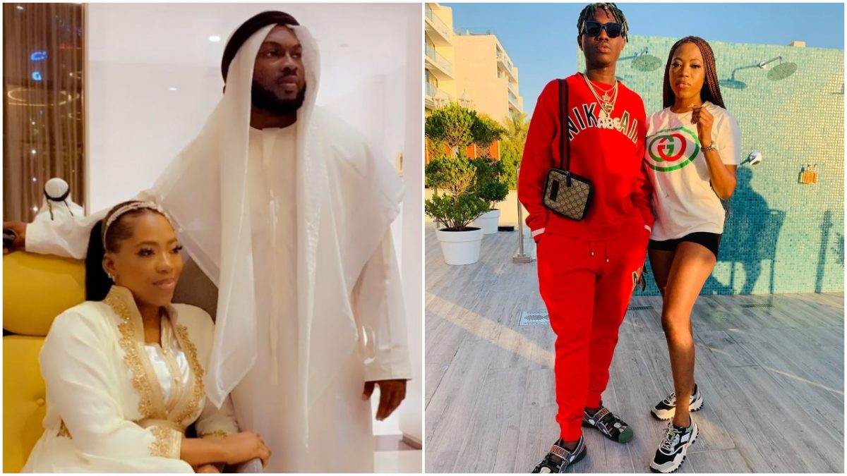 """""""I have a good wife in South Africa"""" - Lincon continues to drag his wife of 6 months, Bolanle"""