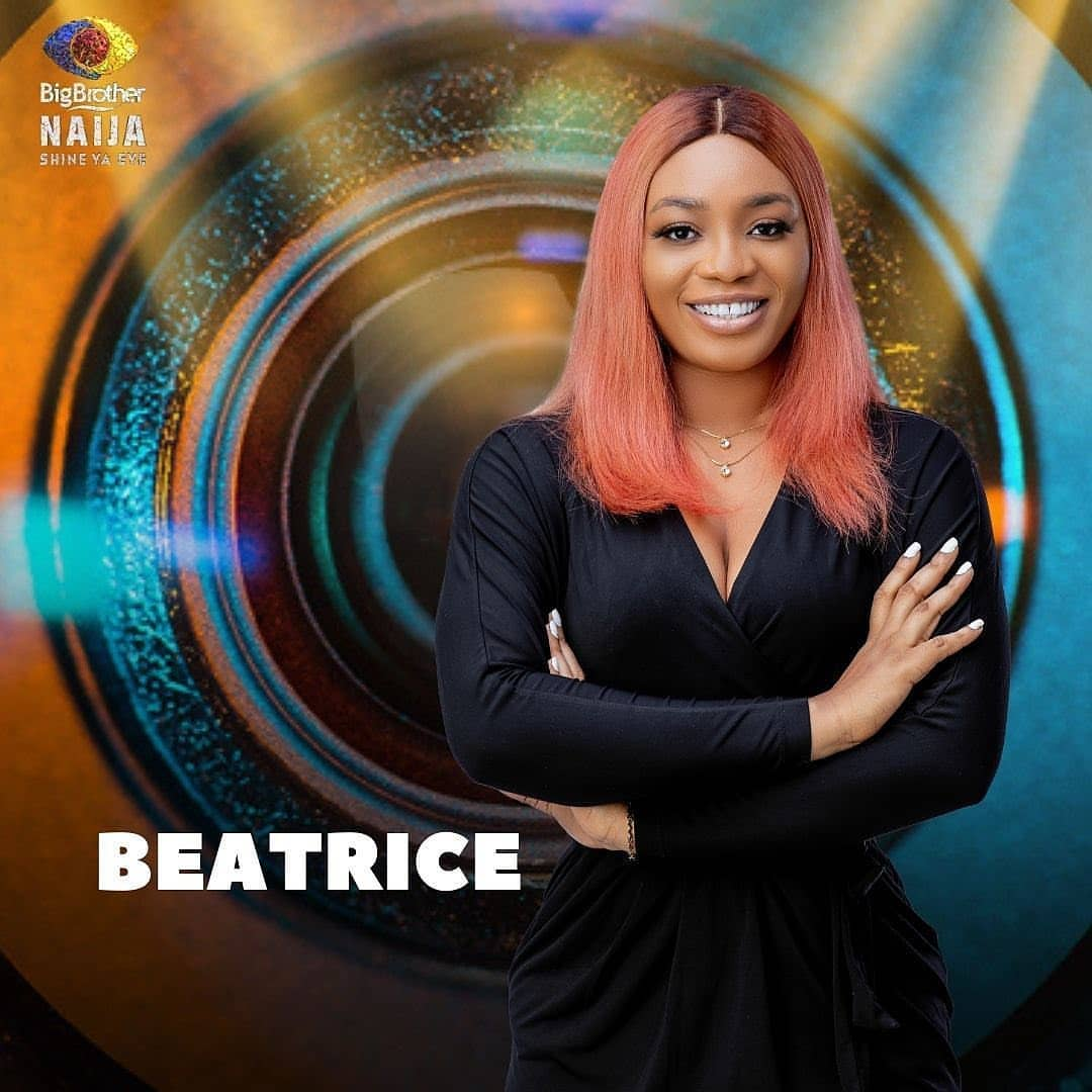 #BBNaija: Beatrice reveals how she suffered domestic violence before her divorce (Video)