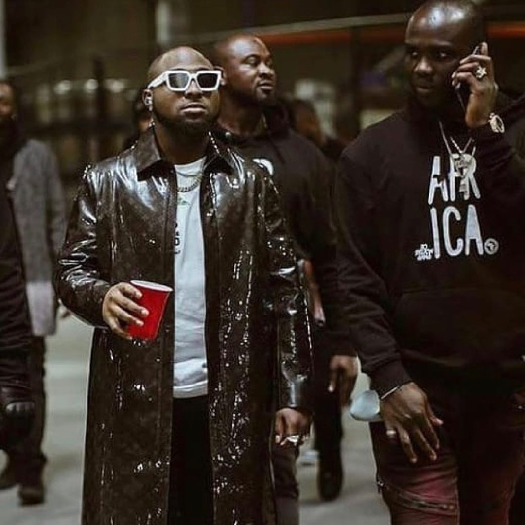 """""""This is the hardest thing I've had to write"""" - Davido pens emotional tribute to Obama DMW"""