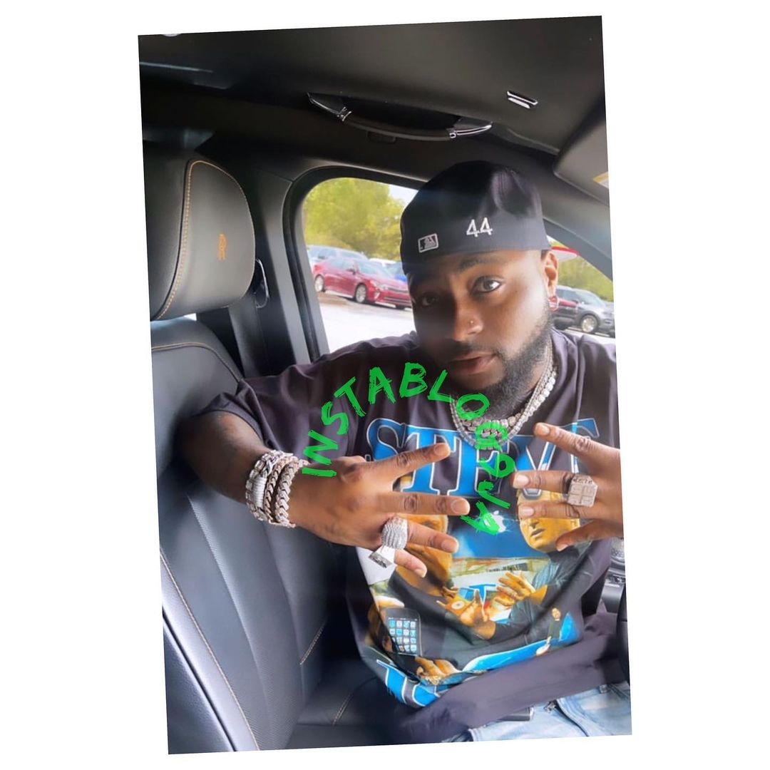 Davido finally pays tribute to his deceased assistant, Obama DMW (Photo)
