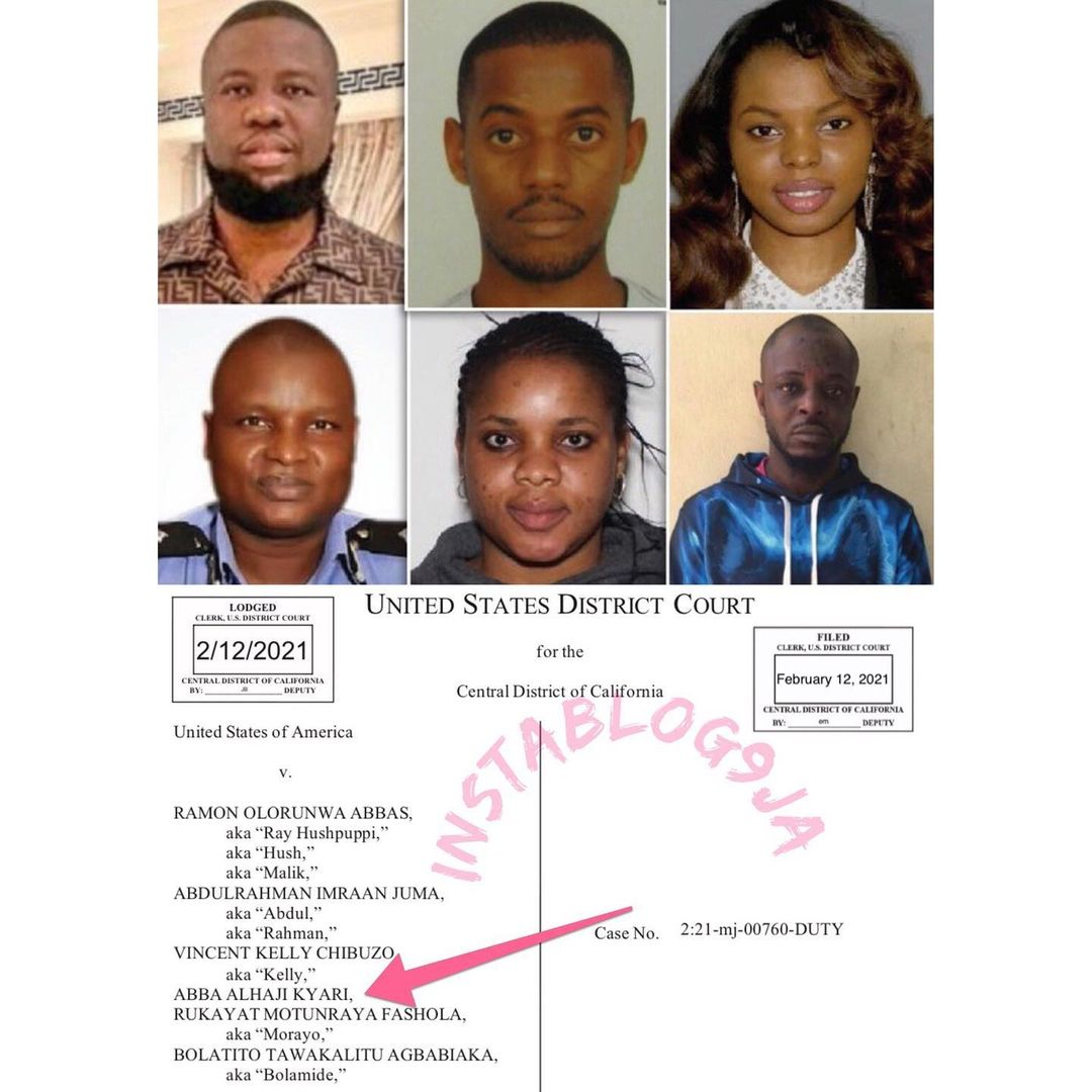 How we identified and nailed Abba Kyari, who worked for Hushpuppi — FBI