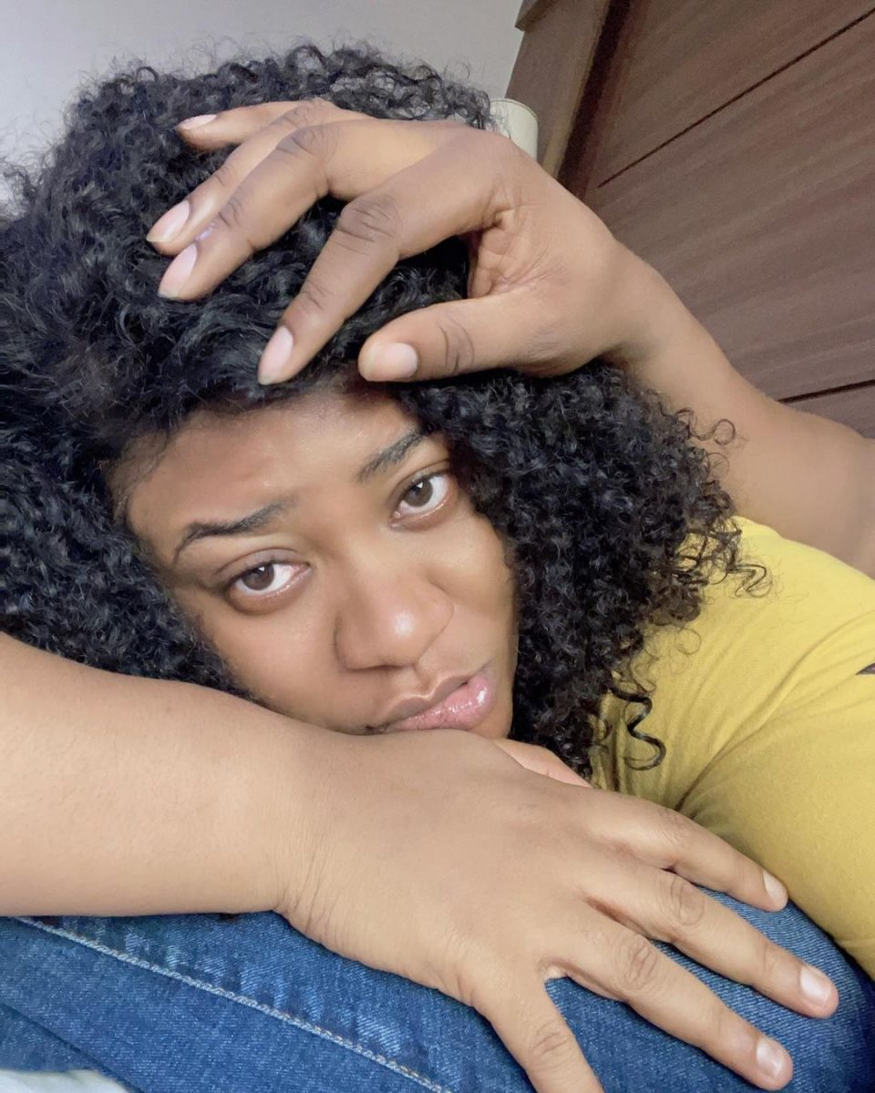 Actress, Nkechi Blessing called out over N100k debt owned to a hair vendor