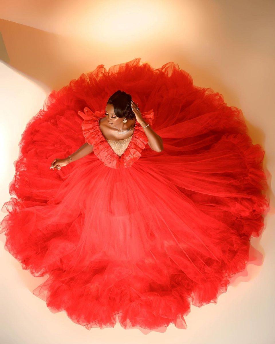 BBNaija's Ka3na celebrates 27th birthday in amazing fashion statement (Photos)