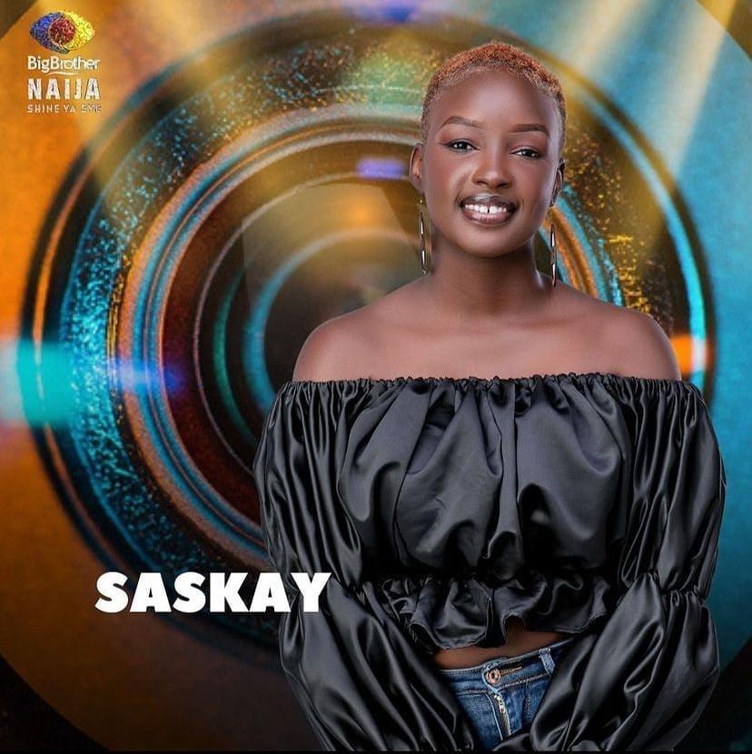 "#BBNaija; ""I've been celibate for 7 months"" - Saskay opens up on her sexual experience (Video)"