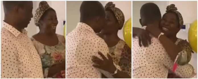 Moment Pastor DK Olukoya surprised his wife, Shade, on their birthday (Video)