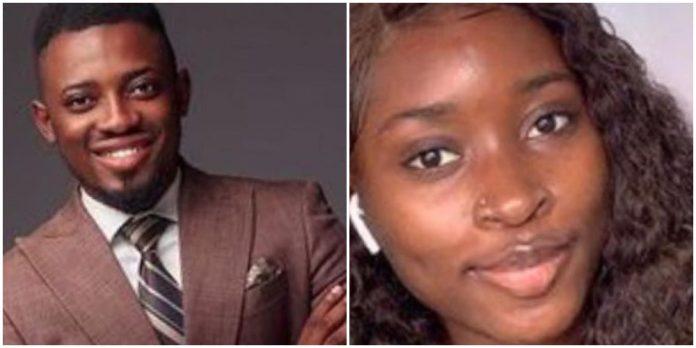 Media Personality, Biyi, reveals his new ordeal in the hands of his bae, Sabena (Screenshots)