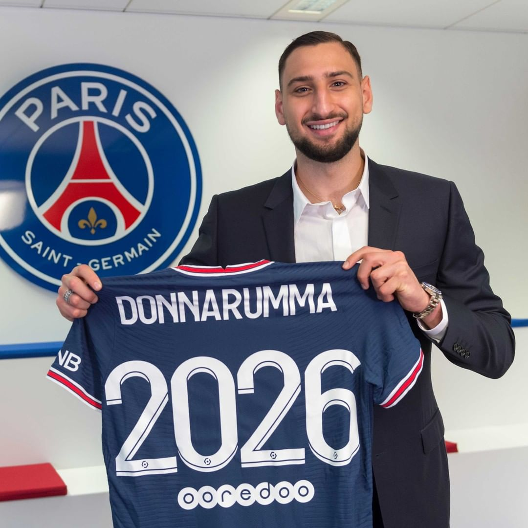 BREAKING: Gianluigi Donnarumma officially join PSG on a five-year deal