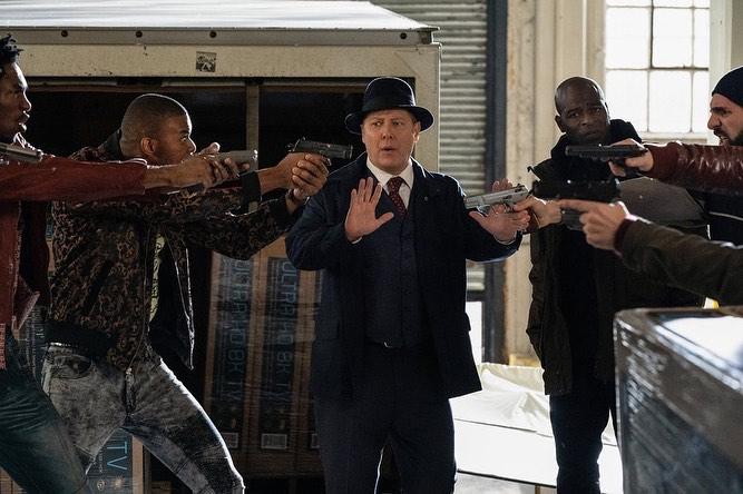 #BBNaija: Boma appeared in popular American movie series, Blacklist (Photos)