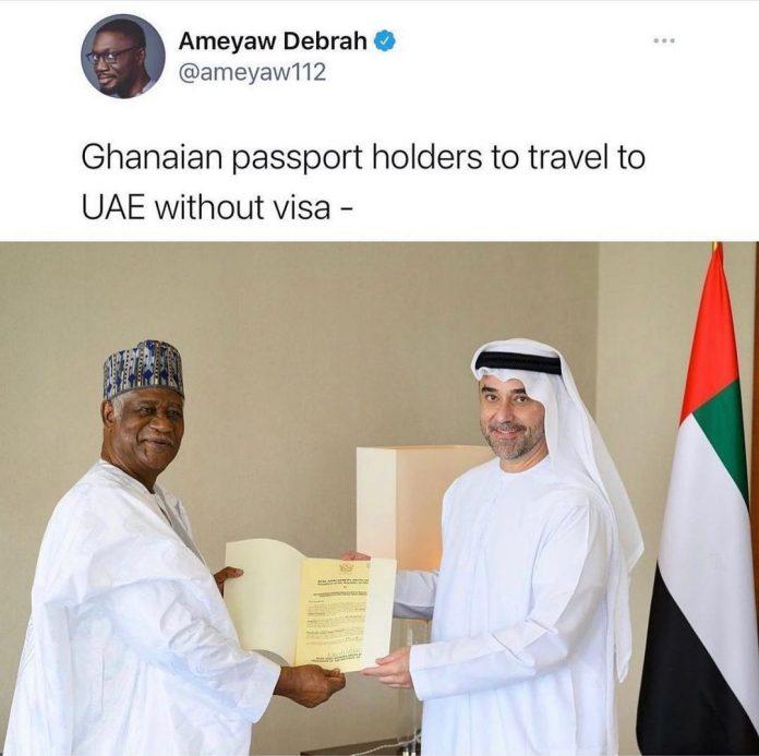 Ghanaian Embassy