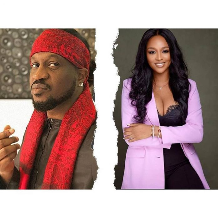 How Anita Okoye allegedly destroyed her marriage with Paul Okoye - IG Blogger reveals