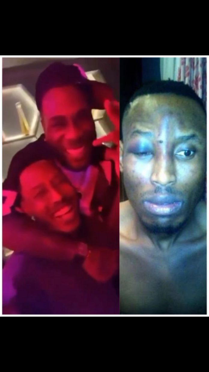 Mr 2kay and Burna Boy reconcile after 4 years of Bad Blood (video)
