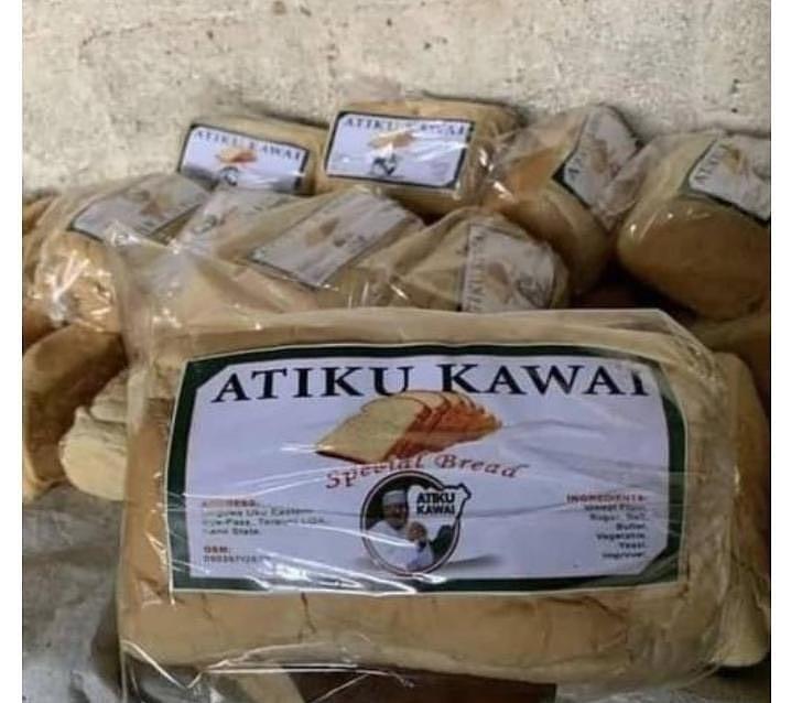Nigeria Presidential Election 2023: Atiku Abubakar bread hits Kano in droves (Photo)